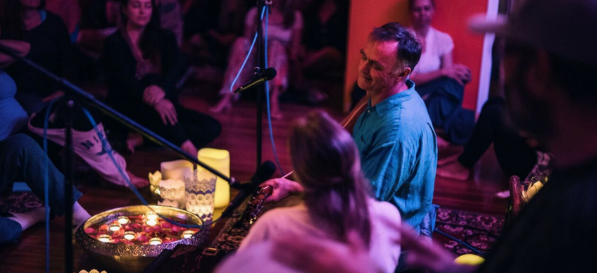 Struggling To Meditate? Kirtan Is For You