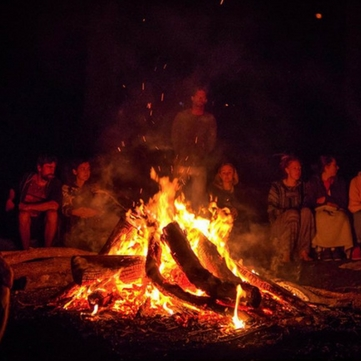 Full Moon Bonfire Kirtan