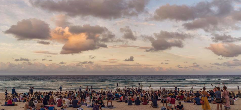 Golden Moon Festival Burleigh Heads